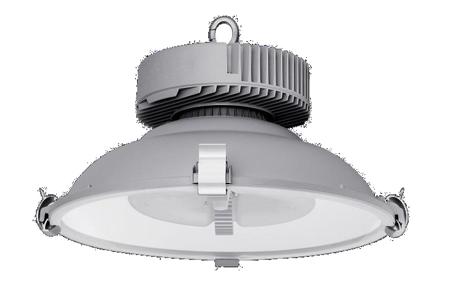 Highbay inductie verlichting