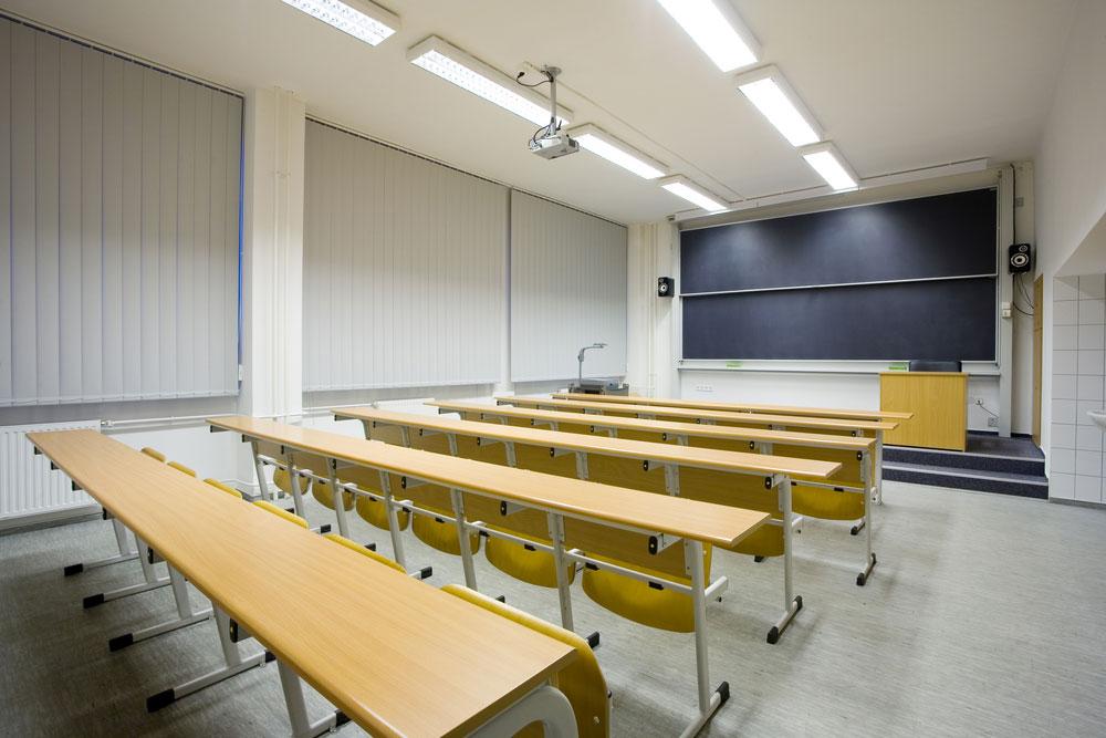 Energiezuinige verlichting scholen