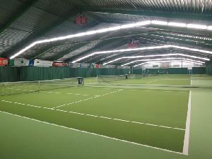 Energiezuinige sportverlichting