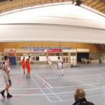 Nieuwe sportverlichting sportcentrum Westerschouwen