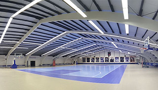 Energiezuinige Led verlichting sporthallen
