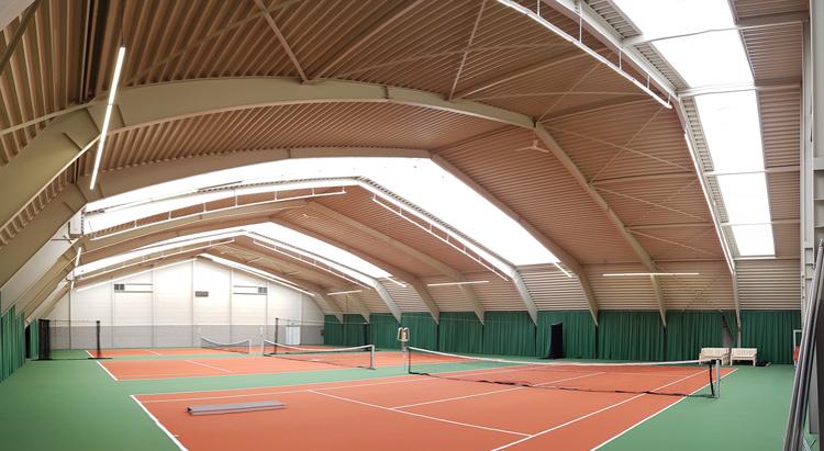 Tenniscentrum De Oostwal