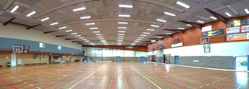 Sporthal Het Vennewater