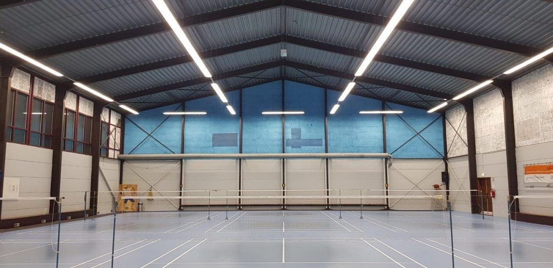 Badmintonhal 't Vennewater